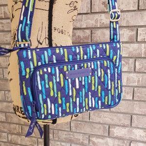 Vera Bradley Hipster Katalina showers handbag